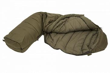 Что взять с собой в одиночный поход - Зимний спальный мешок WILDERNESS