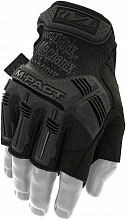 Перчатки Mechanix Tactical M-Pact Fingerless Covert, полпальца