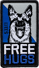 Патч FREE HUGS PATCH