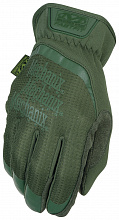 Перчатки Mechanix Tactical FastFit OD Green