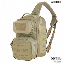 Однолямочный рюкзак Maxpedition EDGEPEAK Ambidextrous Sling Pack
